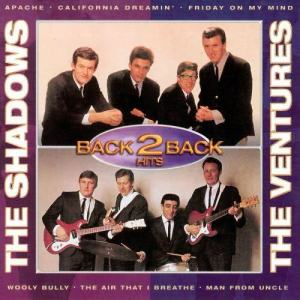 The Shadows的專輯Back To Back