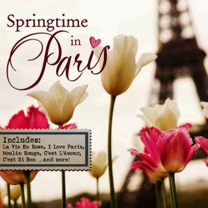 Fred Mollin的專輯Springtime in Paris