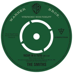Album Vicar in a Tutu (Live) from The Smiths