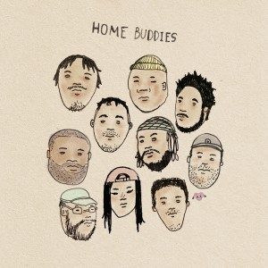 Album Home Buddies (Explicit) from Play Nice