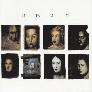 UB40 1988 UB40
