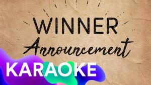 ANNOUNCEMENT: K-Battle 6-12 Agustus Winner!
