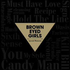 Brown Eyed Girls的專輯Brown Eyed Girls BEST - Special Moments