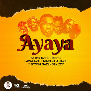 Album Ayaya from Rj The Dj