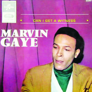 Album Can I Get A Witness from Marvin Gaye