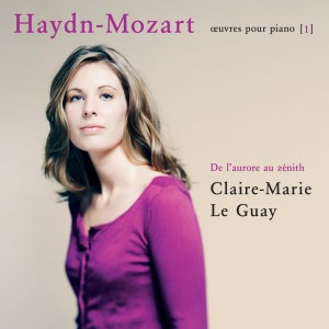 Claire-Marie Le Guay的專輯De L'Aurore Au Zénith