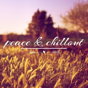 Album Peace & Chillout from Various Artists