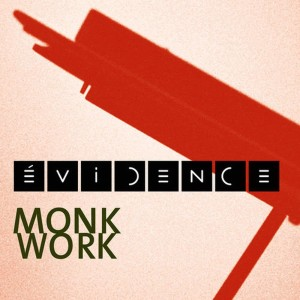 Album Monk Work from Evidence