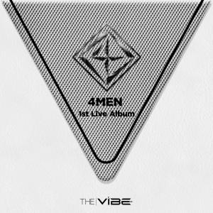 Album 4MEN 1st Live Album from 포맨