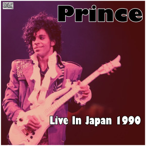 Prince的專輯Live In Japan 1990
