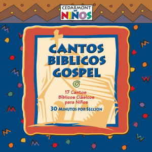 Album Cantos Biblicos Gospel from Cedarmont Kids