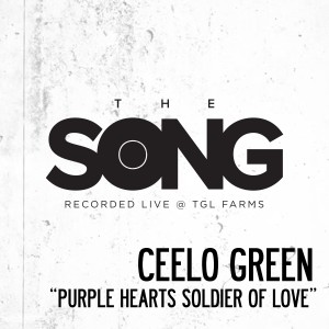 Album Purple Hearts Soldier of Love (The Song Recorded Live @ TGL Farms) from CeeLo Green