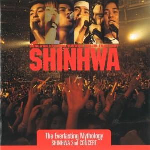 神話的專輯The Everlasting Mythology: Shinhwa 2nd Concert (Live)