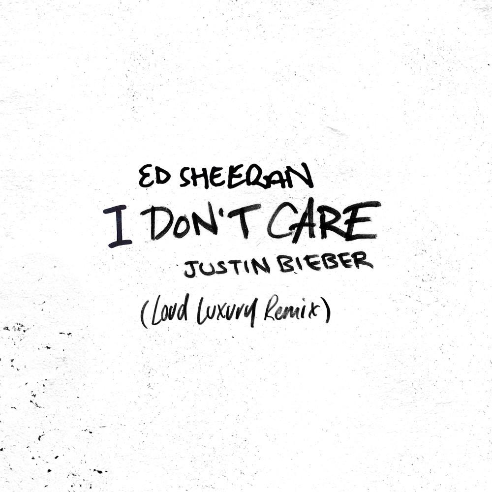 ฟังเพลงอัลบั้ม I Don't Care (Loud Luxury Remix)