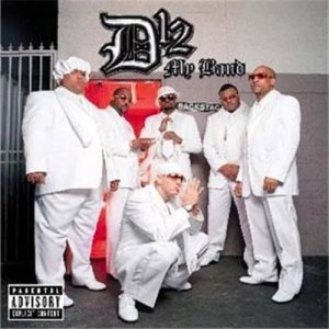 Album My Band from D-12