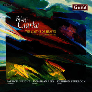 Jonathan Rees的專輯Clarke: Songs & Chamber Works