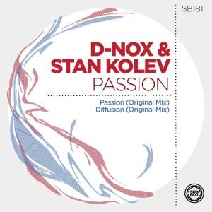 Album Passion from Stan Kolev