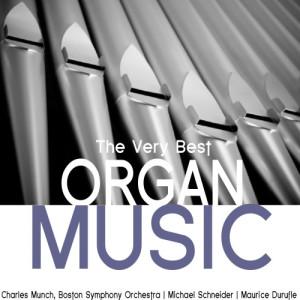 Album The Very Best Organ Music from Maurice Durufle
