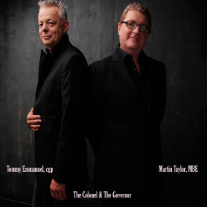 Album The Colonel & The Governor from Martin Taylor