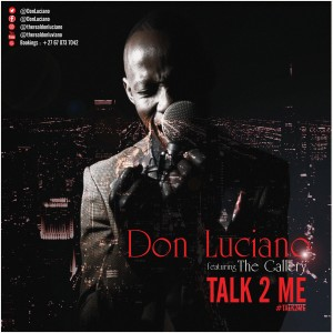 Album Talk 2 Me from Don Luciano