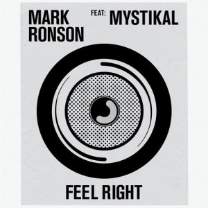 Mark Ronson的專輯Feel Right