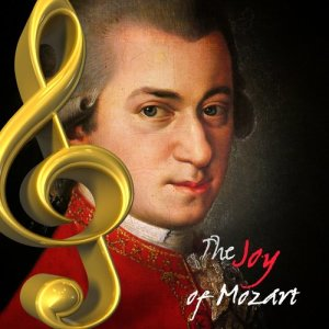 Tamás Vásáry的專輯The Joy of Mozart