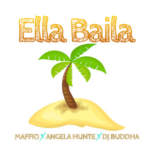 Album Ella Baila from Angela Hunte