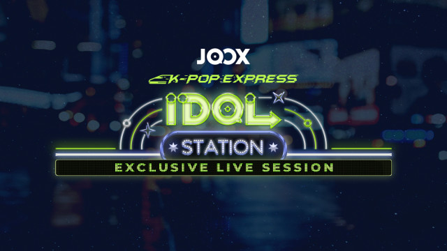 JOOX เปิดตัวโปรเจ็กต์ K-Pop Express นำร่องด้วย Idol Station เอาใจสาวกแฟนเพลงเกาหลีทั่วเอเชีย!