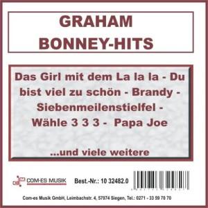 Album Graham Bonney-Hits from Graham Bonney