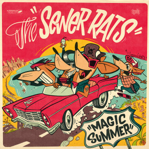 Album Magic Summer from The Sewer Rats