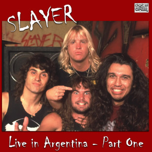 Slayer的專輯Live in Argentina - Part One