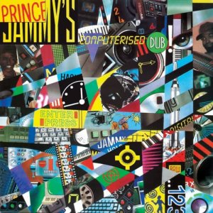 Album Computerised Dub from Wayne Smith