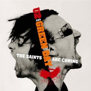 U2的專輯The Saints Are Coming
