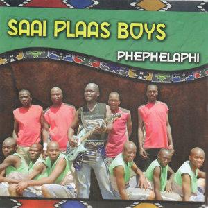 Album Phephelaphi from Saai Plaas Boys
