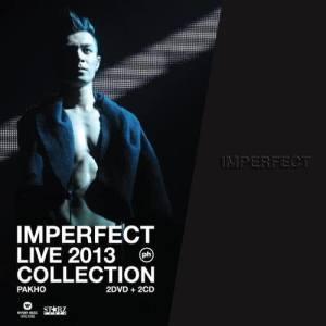 周柏豪的專輯Imperfect Live 2013 Collection