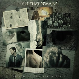 Album Wasteland from All That Remains