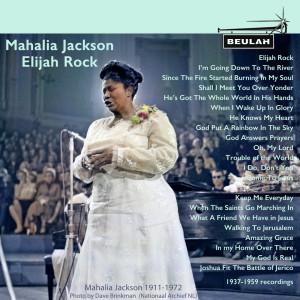 Album Mahalia Jackson Elijah Rock from Mahalia Jackson