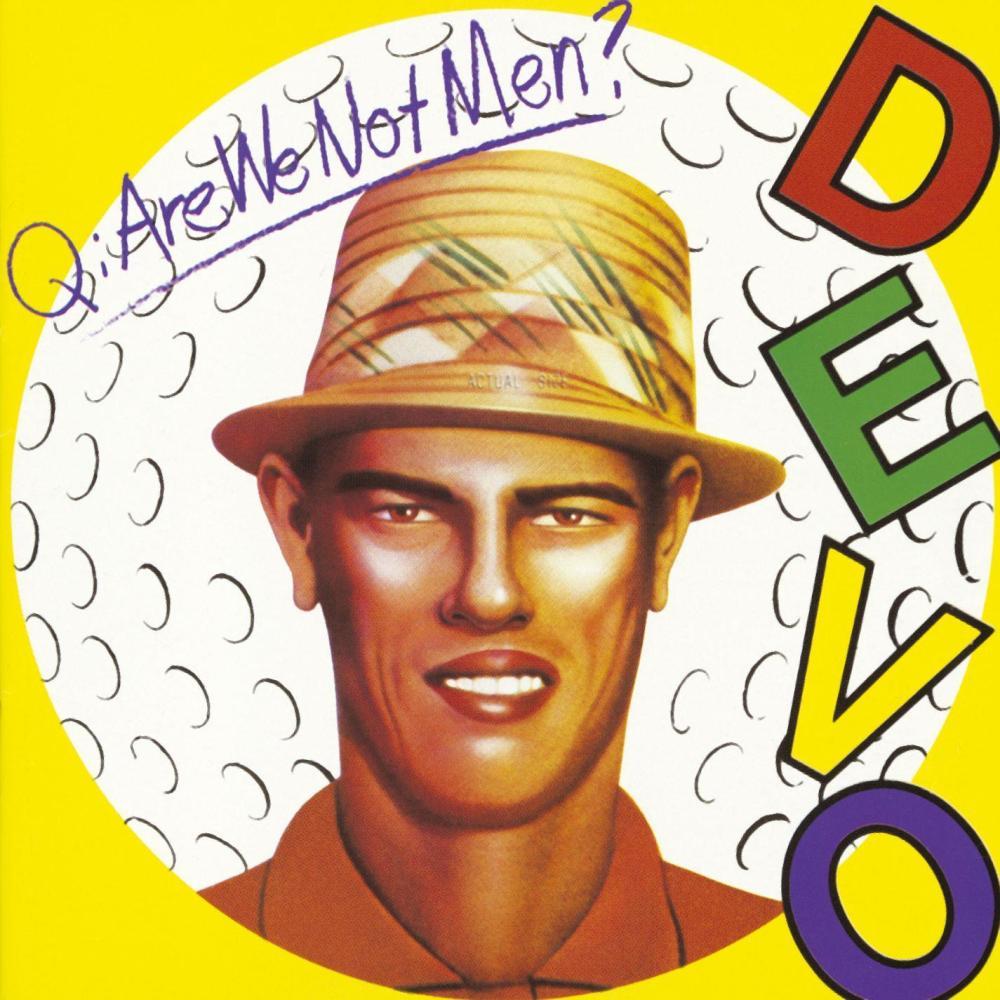 Shrivel-Up (Album Version) 1978 Devo