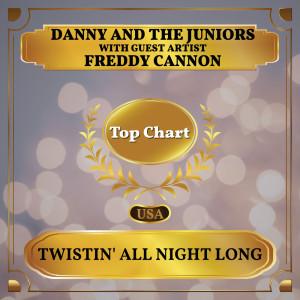 Album Twistin' All Night Long from Freddy Cannon