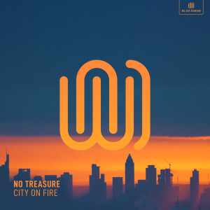 Album City on Fire from No Treasure