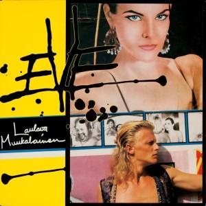 Album Laulava muukalainen from Eve