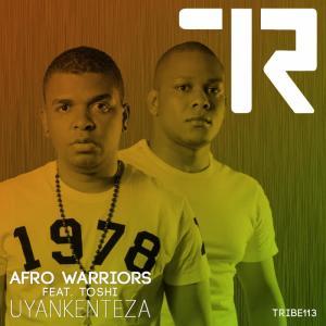 Album Uyankenteza from Afro Warriors