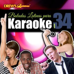 The Hit Crew的專輯Baladas Latinas Para Karaoke, Vol. 34