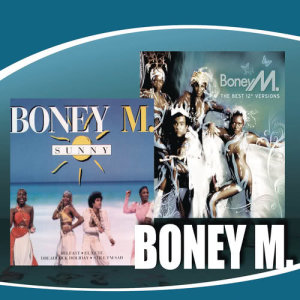 Boney M的專輯2 in 1 Boney M.