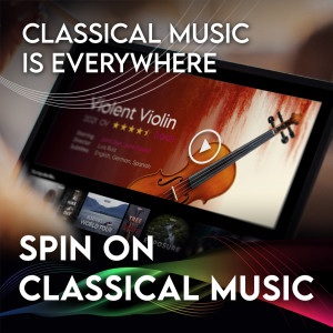 卡拉杨的專輯Spin On Classical Music 1 - Classical Music Is Everywhere