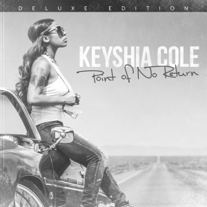 Keyshia Cole的專輯Point Of No Return