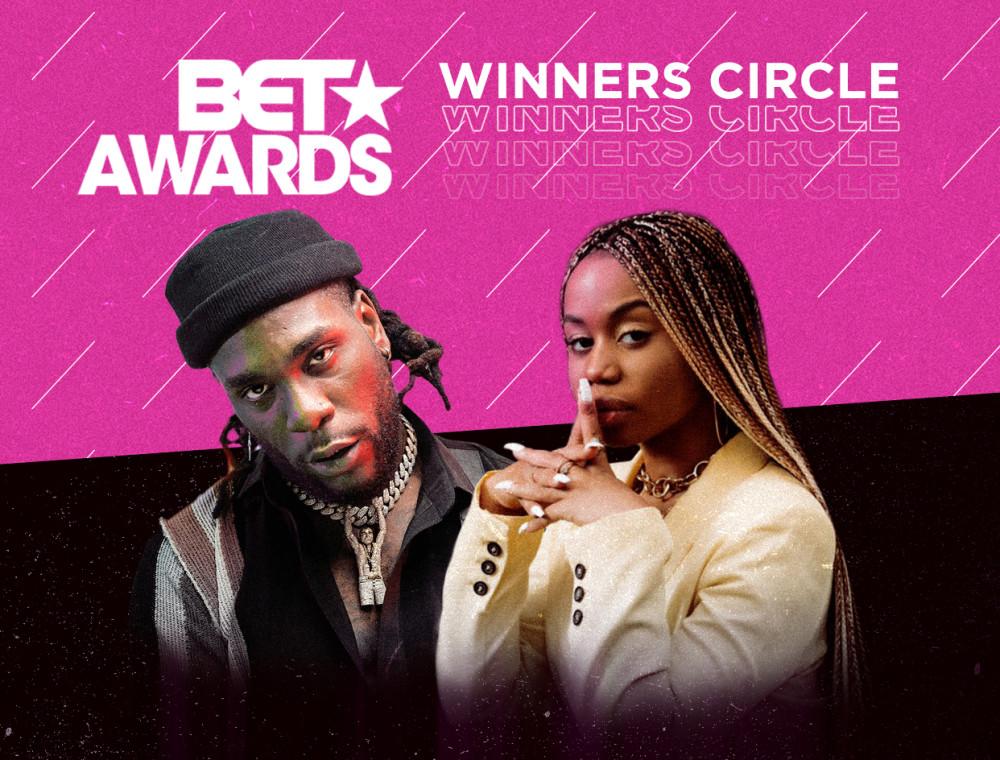BET Awards: Winner's Circle