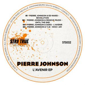 Album L'avenir EP from Pierre Johnson