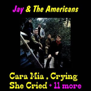 Album Cara Mia from Jay & The Americans