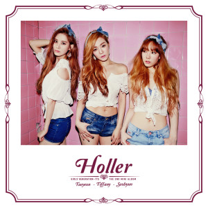 TaeTiSeo的專輯Holler (The 2nd Mini Album)